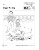 Week 04: Digger the Dog--Dd (Everyday Literacy, Reading & Writing)