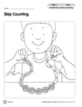 Week 04: Skip Counting (Everyday Literacy, Math)