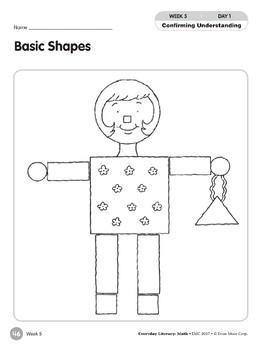 Week 05: Basic Shapes (Everyday Literacy, Math)