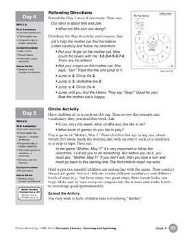 Week 09: We Play Games (Everyday Literacy, Listening & Speaking)