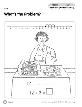 Week 10: What's the Problem (Everyday Literacy, Math)