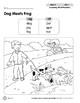 Week 11: Dog Meets Frog (Word Families -og,-ot)