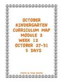 Week 12 Kindergarten Curriculum Aligned to Common Core Standards