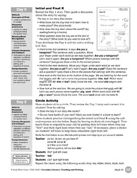 Week 14: Initial & Final Kk (Everyday Literacy, Reading & Writing)