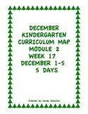 Week 17 Kindergarten Curriculum Aligned to Common Core Standards