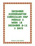 Week 18 Kindergarten Curriculum Aligned to Common Core Standards