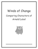 Week 2 Winds of Change Unit Comparing Characters by Arnold Lobel