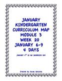Week 20 Kindergarten Curriculum Aligned to Common Core Standards