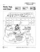 Week 20: Roxie, Yogi, and Zippy--Xx,Yy,Zz (Everyday Literacy, Reading & Writing)