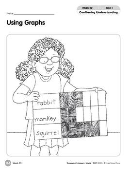 Week 20: Using Graphs (Everyday Literacy, Math)