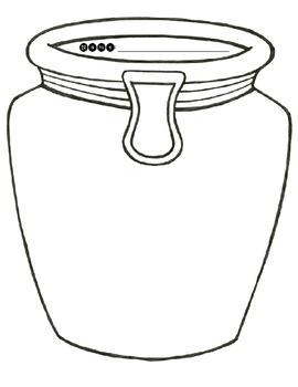 Symple Readers Week 3 Candy Jar Art Project