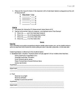 Week 3 Earth Science Packet