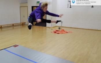Gymnastics Vaulting Lesson (Video)