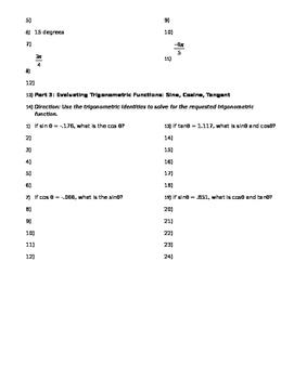 Week 5 Algebra 2B review