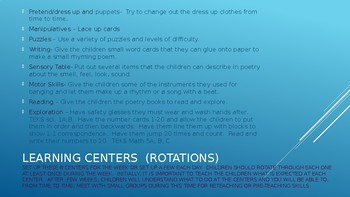 Week #7 Kindergarten Lesson Plans:  Comprehension of Literary Text/Poetry