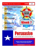Week 7 STAAR Test Prep Nonfiction-Media Literacy Bundle/Pack