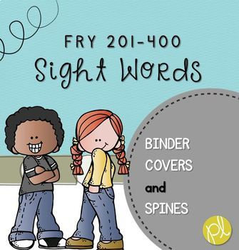 Sight Words Fry 2nd 200