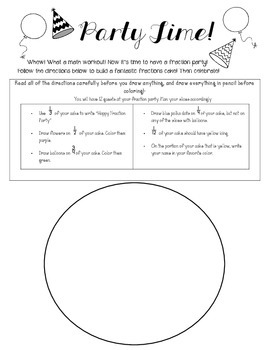 Week-long Fraction Review Pack