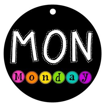 Weekday Tags