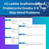 Ladder Word Problems #5