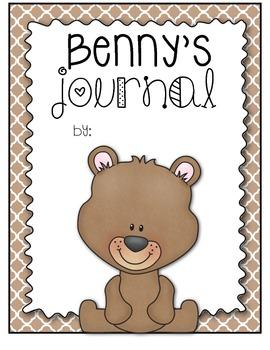 Weekend Friend: Benny the Bear