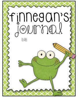 Weekend Friend: Finnegan the Frog