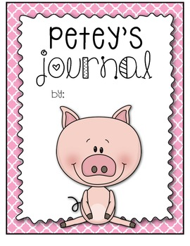 Weekend Friend: Petey the Pig