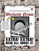 Weekend News Writing Template and Mini Lesson Ideas