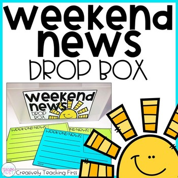Weekend News Drop Box