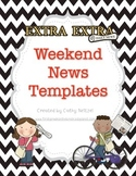 Weekend News Templates