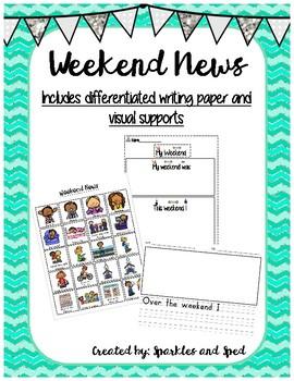 Weekend News Writing Bundle
