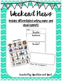 #SPEDTREATS3 Weekend News Writing