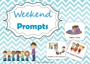 Weekend Prompts