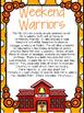 Weekend Warrior Report