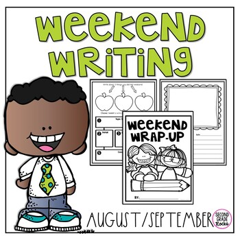 Weekend Writing-Aug/Sept.