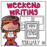 Weekend Writing-February