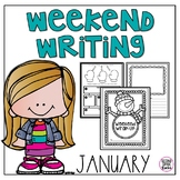 Weekend Writing-January