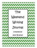 Weekend Writing Journal Covers