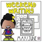 Weekend Writing-June
