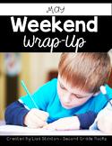 Weekend Writing-May