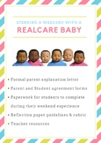 Weekend Project *RealCare Baby* Parenting Simulation