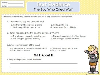 Weekly 2nd Grade Reading Graphic Organizers (Unit 2, Week 2)