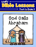 Weekly Bible Lessons: Abraham