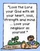 Weekly Bible Lessons: The Good Samaritan