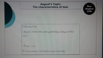 Very Organized Weekly Bible Verse Memorization Plan for the School Year