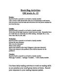 Weekly Book Bag Activities