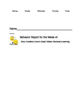 Weekly Card Flip  Report