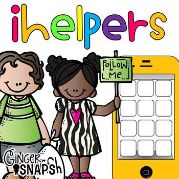 Weekly Classroom iHelpers
