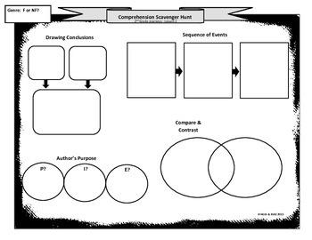 Weekly Comprehension Skills & Strategies - Journeys - Grade 2 - Unit 1