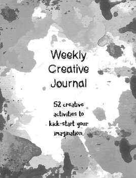 Weekly Creative Journal